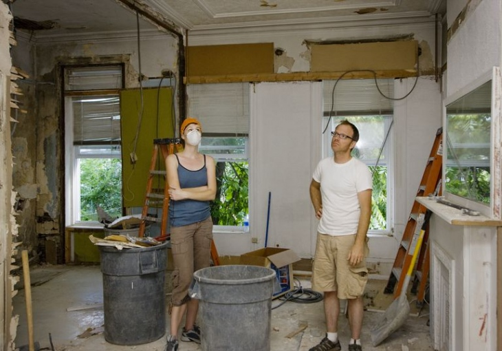 How To Choose Parts Of The House That You Want To Renovate?