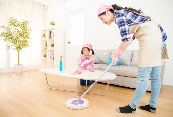 Quick House Cleaning Tasks For People With Busy Lifestyle