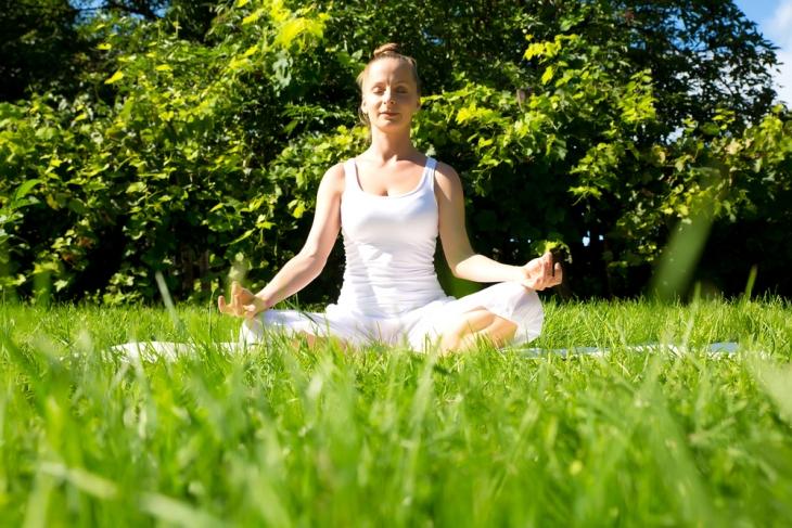 The Benefits Of Having A Meditation Garden